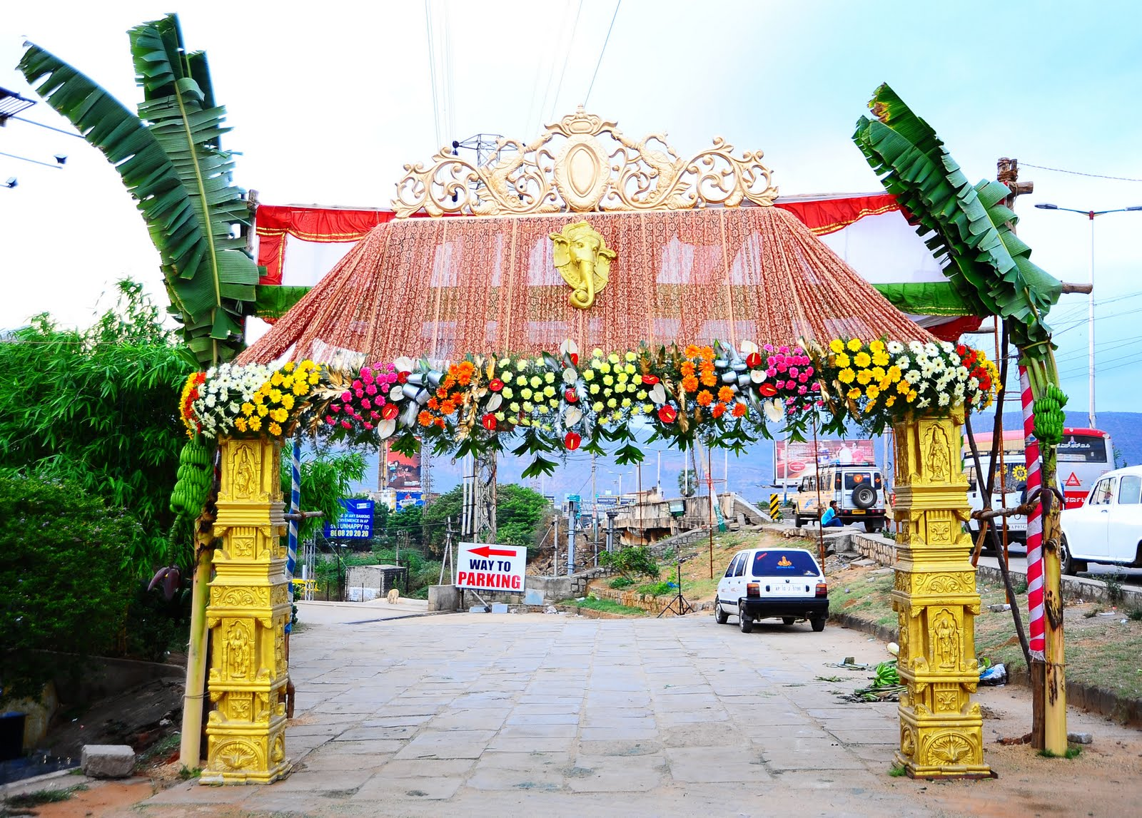 Entrance decoration for wedding entrance decoration for wedding entrance design harinisainath wedding website junglespirit Choice Image